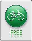FREE - tak oznaczamy trasy wycieczkowe którymi mogą jeździć dzieci